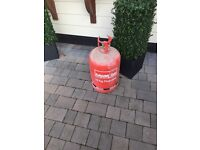 Calor gas bottle, empty, 13kg propane