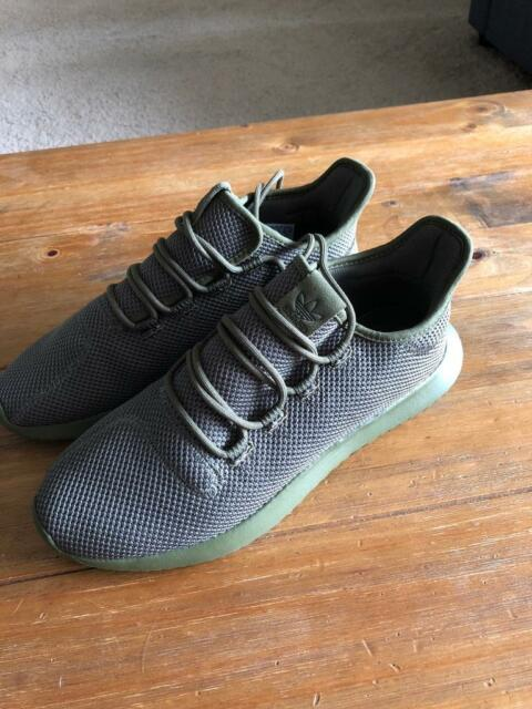 watch 3c739 37d1a Adidas Tubular Shadow UK 9.5 Olive Brand New without box, bought from JD  Sports for £80 | in Braintree, Essex | Gumtree