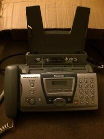 Panasonic phone/ fax/ copier