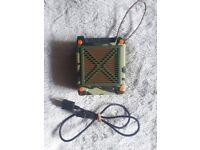 shrapnel bluetooth speaker
