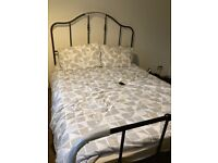 King size bed, moving out sale