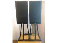 Monitor Audio (Large) standmount speakers