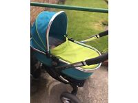 Icandy peach sweetpea travel system