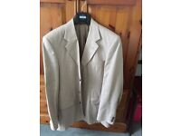 M&S Linen Jacket for Sale, reasonable condition.