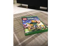 Xbox one game Lego worlds