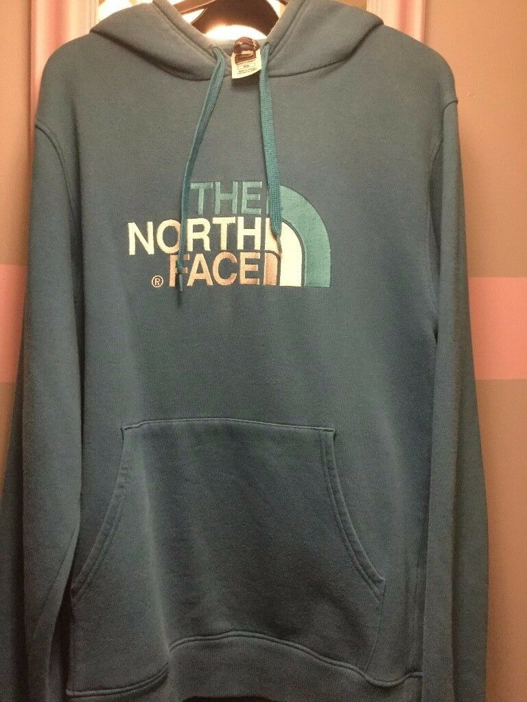 North Face Hoodie-Size Medium-Only £12