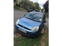For sale fiesta 03 m o t March 31 19