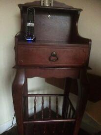 Telephone Table.
