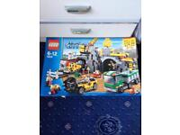 Lego city mine