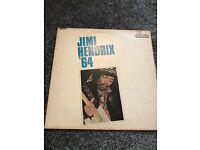 Jimi Hendrix vinyl LP - 64