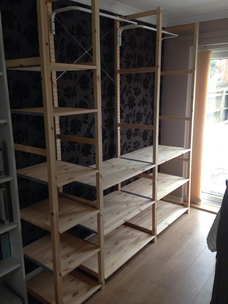 Ikea Ivar Wardrobe New In Caversham Berkshire Gumtree
