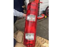 Iveco Daily MK4 2006-2014 Left Side Rear Lamp