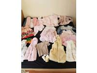 Girls up to 12 months bundle