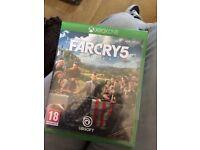 Far cry 5 brand new