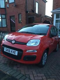 Fiat panda 1.2 pop 2016