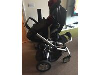 Quinny buzz puschair and car seat £150.00 last price