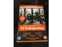 T2 Trainspotting DVD Film Limited Edition