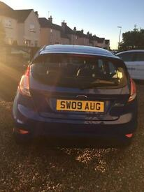 Ford Fiesta style 1.25