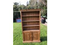 Pine Display/shelf unit