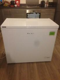 LEC Chest Freezer CF200LW 200L Capacity