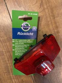 Filmer taillight 40.062 new bicycle light