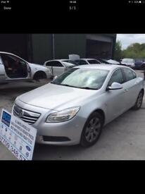 2011 Vauxhall insignia parts breaking bcg