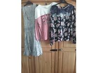 Selection of blouses