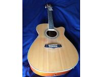 Like new Tanglewood Electro Acoustic