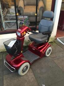Mobility Scooter Mid Size 6 MPH