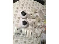 Tommee tippee electric breast pump's x2