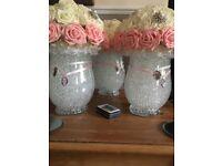 Wedding centrepieces
