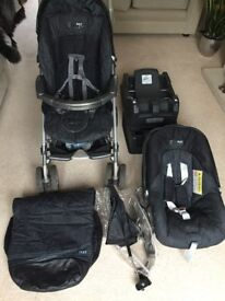 Mammas Pappas Pushchair Baby Car Seat and Travel System