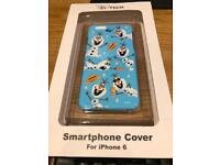 iPhone 6 Olaf cover