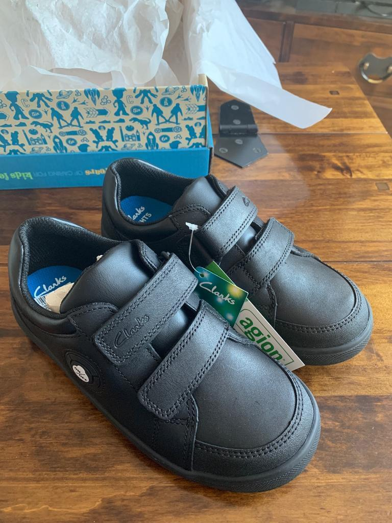 7ac9dc9c Clarks boys shoes. Black. 13.5 G. Brand new | in Bournemouth, Dorset |  Gumtree