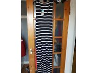Ladies maxi dress from m&s brand new