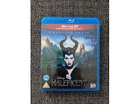 Maleficent Blu Ray (2D/3D)