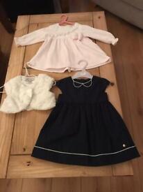 6/9 months girls bundle. £6