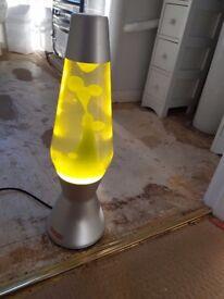 Mathmos the original lava lamp