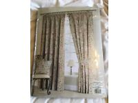 New, sealed DUNHELM Curtains 46 x 54 inches