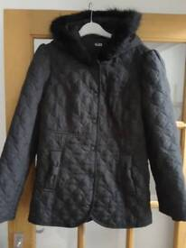 Ladies coat brand new no tags size 14