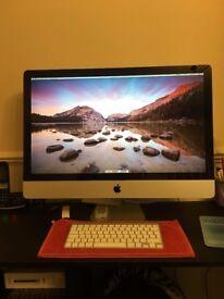 Apple iMac 27 2.9ghz i7 Quad Core Mid 2010