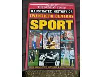 Hard back 20th century Sport Book