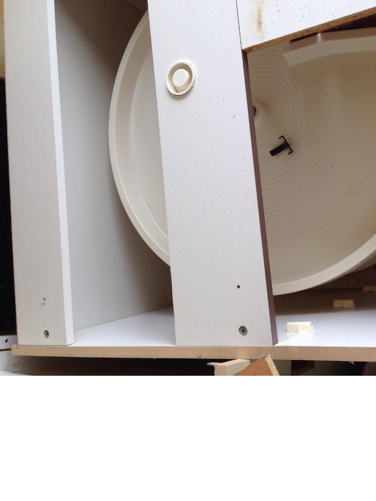 Corner kitchen base unit carousel buy sale and trade ads for Kitchen base unit carcase only