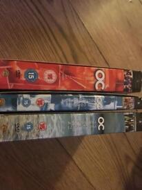 The o.c box set 3 seasons