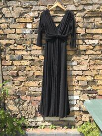 Phase Eight Maxi Dress size 10