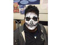 Halloween Face Painting London