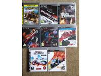 Barely PS3 games