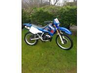 Suzuki RMX50 like ts50