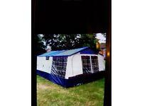 Trailer tent conway canterbury 4 birth