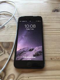 Apple iPhone 7 32GB BLACK - 02/TESCO/GIFFGAFF